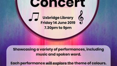 Brunel Tones Music Concert in Uxbridge Library