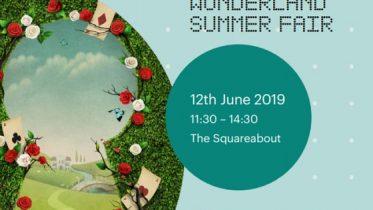 Alice in Wonderland Summer Fair